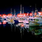 Fishing Fleet by njordphoto