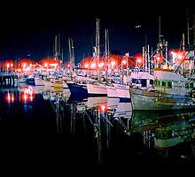 Fishing Fleet by njordphoto