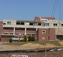 Hospital After Tornado #1 by kevint