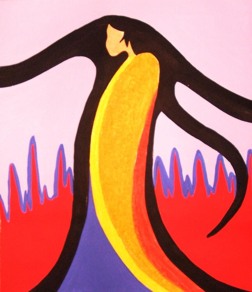 The Lady 2 by Jamie Winter-Schira