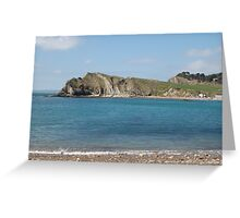 Lulworth Cove 10 Greeting Card