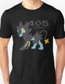 LUXRAY POKEMON T-Shirt