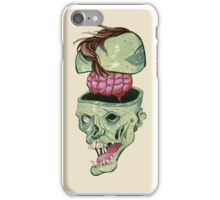 Brains on the Brain iPhone Case/Skin
