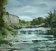 My painting of Gayle in Yorkshire by james78