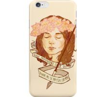 If I Die Young iPhone Case/Skin