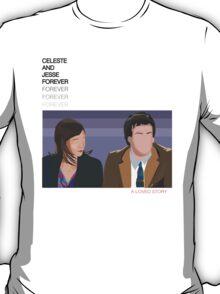 Celeste and Jesse Forever T-Shirt