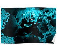 Tokyo Ghoul - Cyan Poster