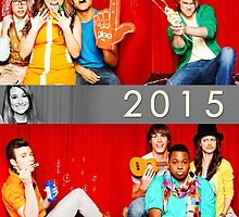 Glee Cast by anderpsonblaine
