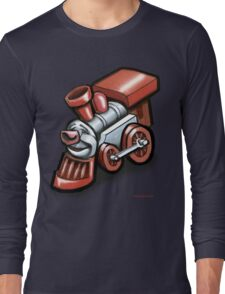 Train Long Sleeve T-Shirt
