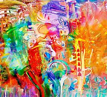 Colour Conversations by Keith Vander Wees