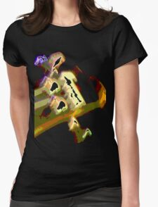 Rocking Womens Fitted T-Shirt