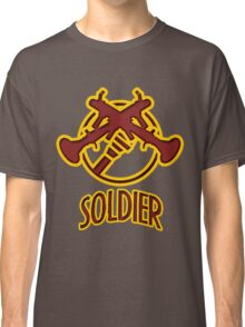 TF2 Soldier Classic T-Shirt