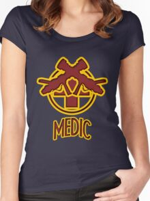 TF2 Medic Women's Fitted Scoop T-Shirt