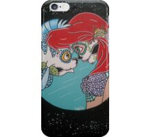 Disney Sugar Skull Ariel iPhone Case/Skin