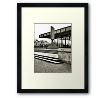 National Galerie Framed Print