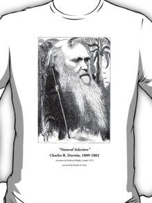 Charles Darwin Caricature 1873 T-Shirt