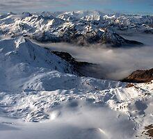Mountain paradise by PeterCseke