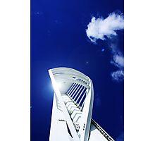 Shining Tall Photographic Print