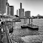 Eagle Street Pier by bidkev1