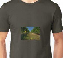 daisies between the vines Unisex T-Shirt