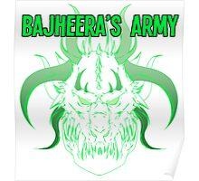 Bajheera's Army Poster