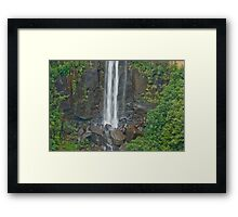 Midway Stop Fitzroy Falls Framed Print