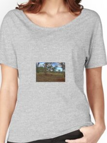View from the hills. Women's Relaxed Fit T-Shirt