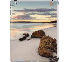 Hyams Beach Jervis Bay at sunrise  landscape seascape iPad Case/Skin