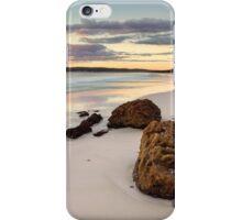 Hyams Beach Jervis Bay at sunrise  landscape seascape iPhone Case/Skin