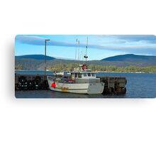 All Tied Up - Port Arthur, Tasmania, Australia Canvas Print
