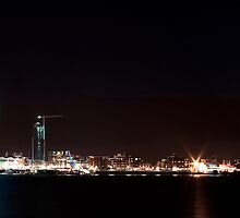 Spinaker Tower, Portsmouth by planetloco