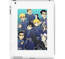 the meme team iPad Case/Skin