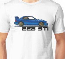 Subaru Impreza WRX 22B Sti Unisex T-Shirt