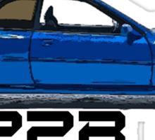 Subaru Impreza WRX 22B Sti Sticker