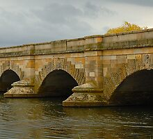 Ross Bridge  (Built 1836), Ross Tasmania by Philip Johnson