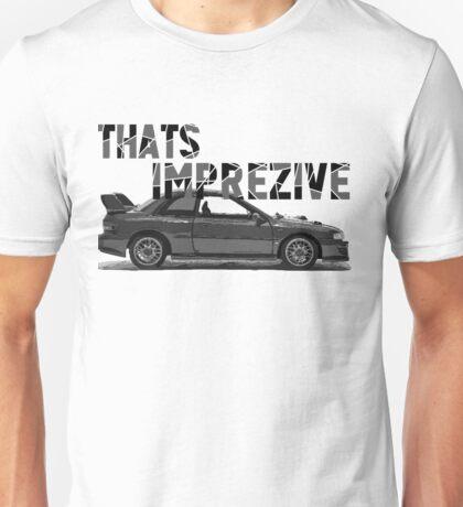 Thats Imprezive WRX STi 22B Unisex T-Shirt