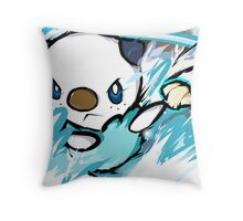 Oshawott | Razor Shell Throw Pillow