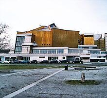 Berliner Philharmonie by metronomad