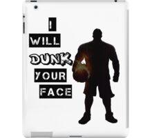 Dunk iPad Case/Skin