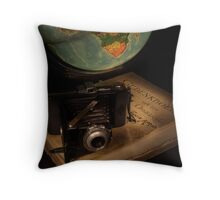The Boer Wars Throw Pillow