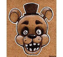 Freddy Fazbear. Photographic Print
