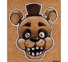 Freddy Fazbear. Photographic Print