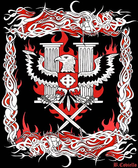 Eagle of Vengeance by RomanHelmet