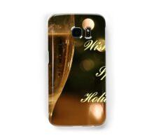 Sparkling Holidays Samsung Galaxy Case/Skin