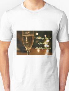 Sparkling Holidays Unisex T-Shirt