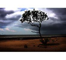 Ocean Rain Photographic Print