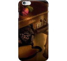 The hasty farewell iPhone Case/Skin