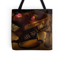 The hasty farewell Tote Bag