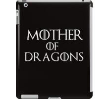 Khaleesi (Daenerys Targaryen) game of thrones - Mother of Dragons iPad Case/Skin