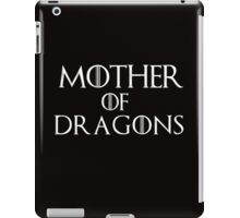 Khaleesi (Daenerys Targaryen) game of thrones - Mother of Dragons iPad Case/Skin